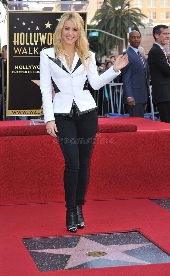 Shakira,   imagem de stock