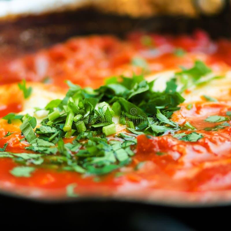 Shakshuka traditional jewish food and middle eastern cuisine recipe traditional jewish food and middle eastern cuisine recipe fried eggs tomatoes forumfinder Choice Image