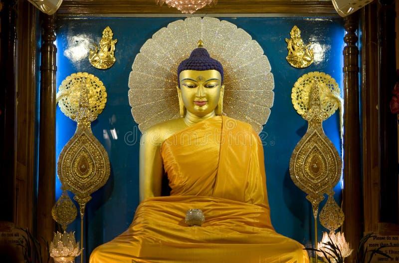 shakyamuni Будды стоковое изображение