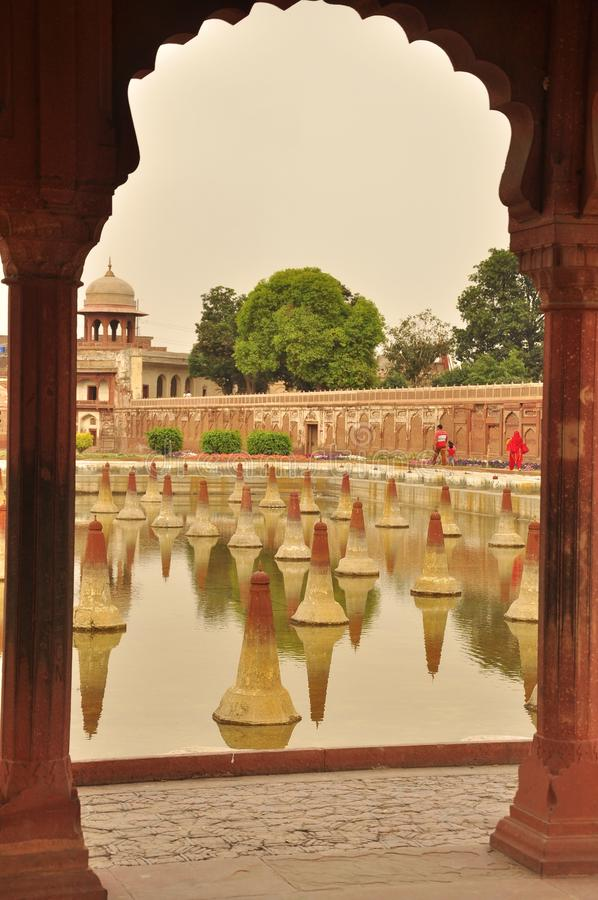 Free Shalimar Gardens, Pakistan Royalty Free Stock Images - 33726759
