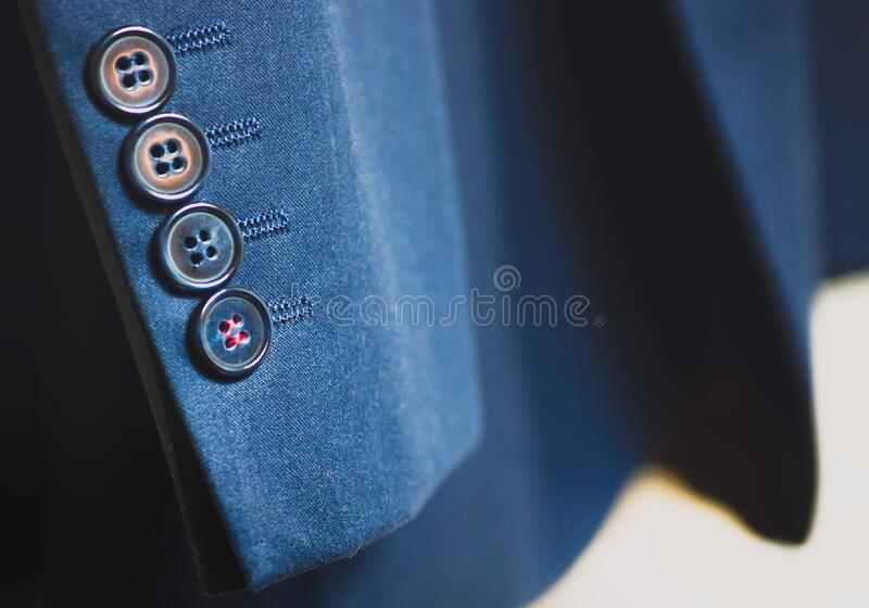 Shallow Focus Photography Of Black Button On Formal Suit Jacket Sleeves Free Public Domain Cc0 Image