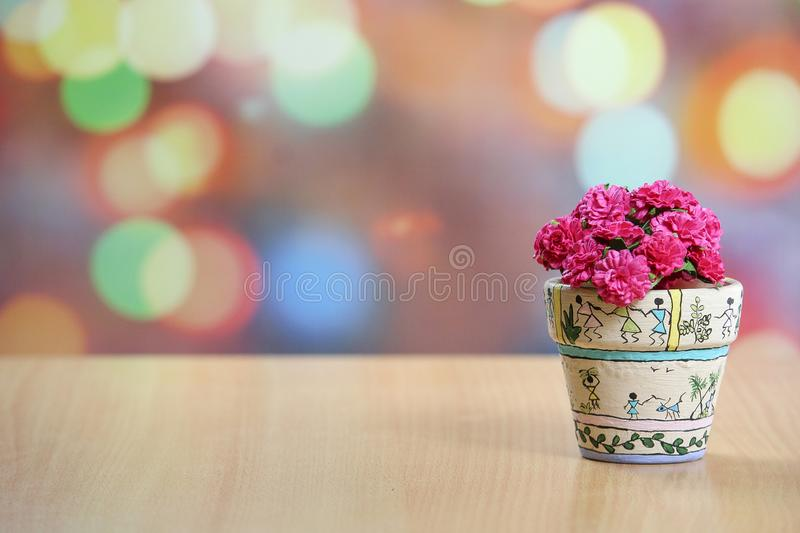 Shallow Focus Photography of Pink Flowers stock image