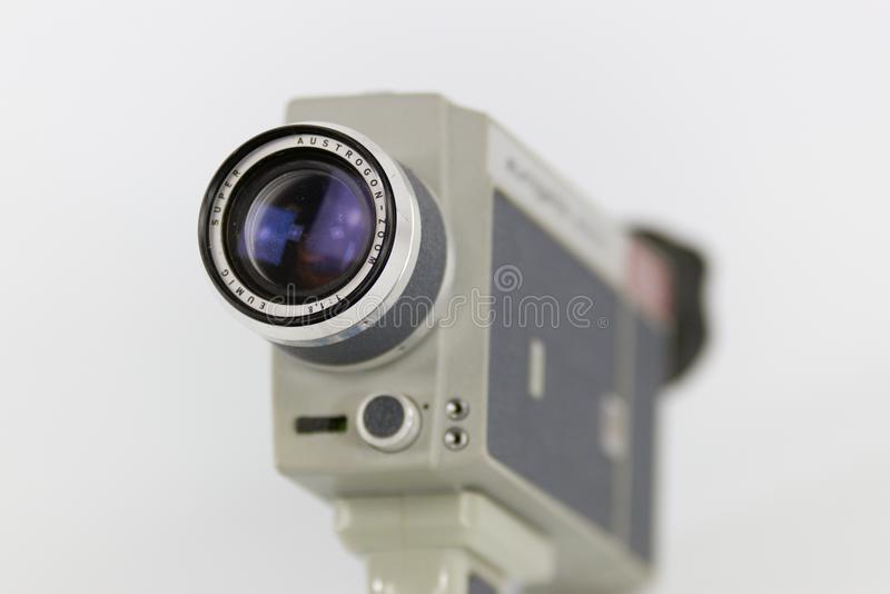 Shallow Focus Photography of White Camera royalty free stock photos