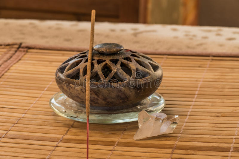 Shamanic tools. For the spiritual journey royalty free stock photography