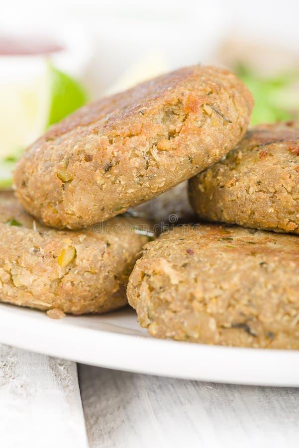 Shami Kebab stockfotografie