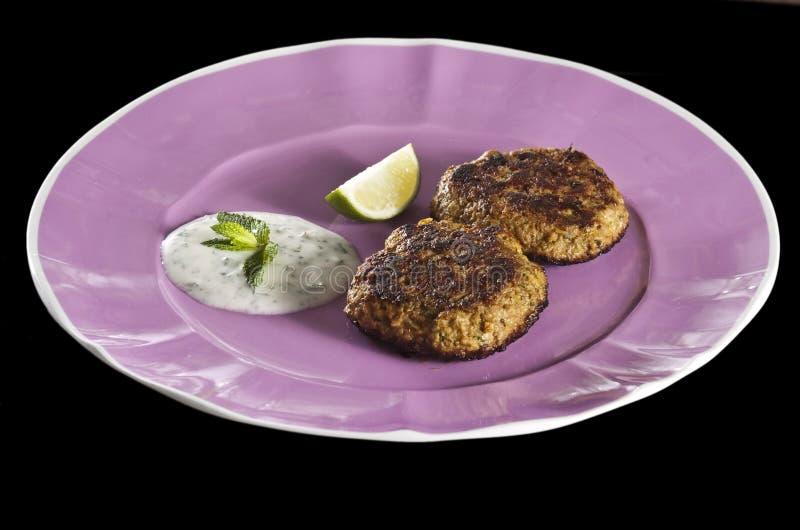 shami kebabs стоковое изображение rf