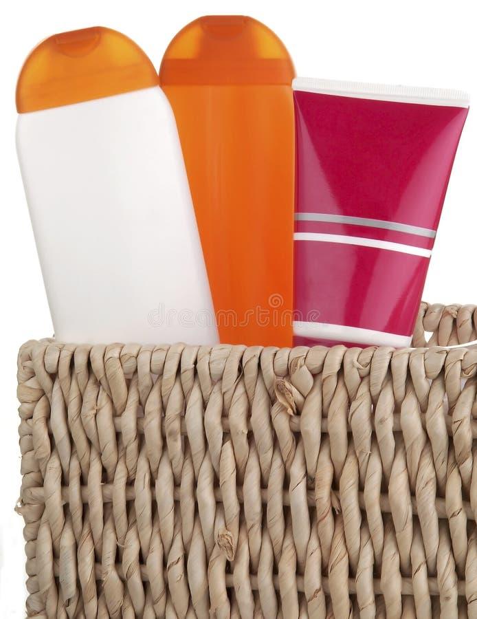 Shampoo royalty-vrije stock foto's