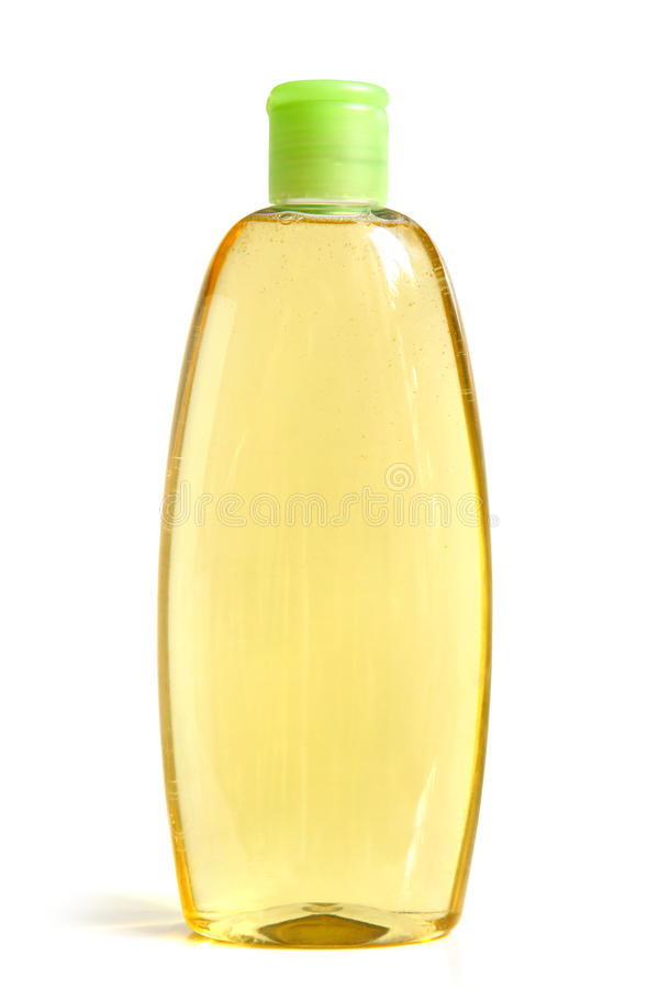 Shampoo bottle royalty free stock image