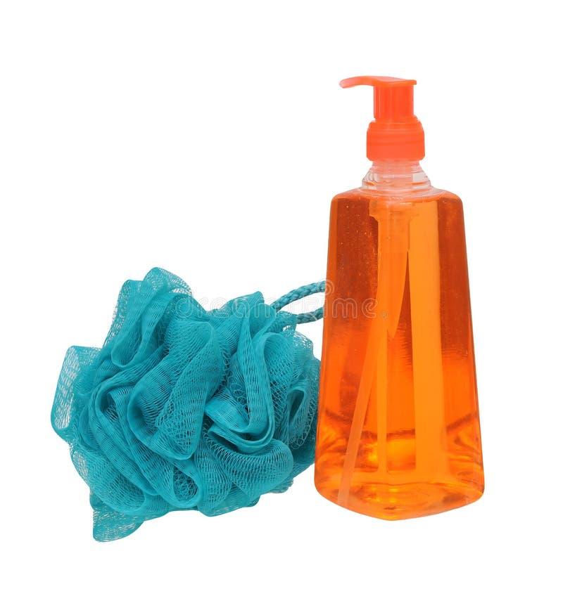 Free Shampoo Bottle Royalty Free Stock Photo - 30187045