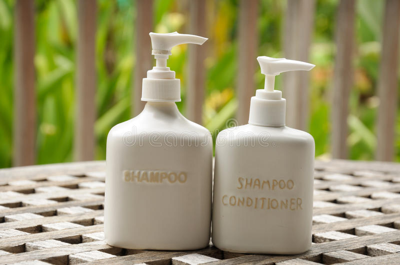 Download Shampoo and Conditioner stock photo. Image of body, handmade - 25397410
