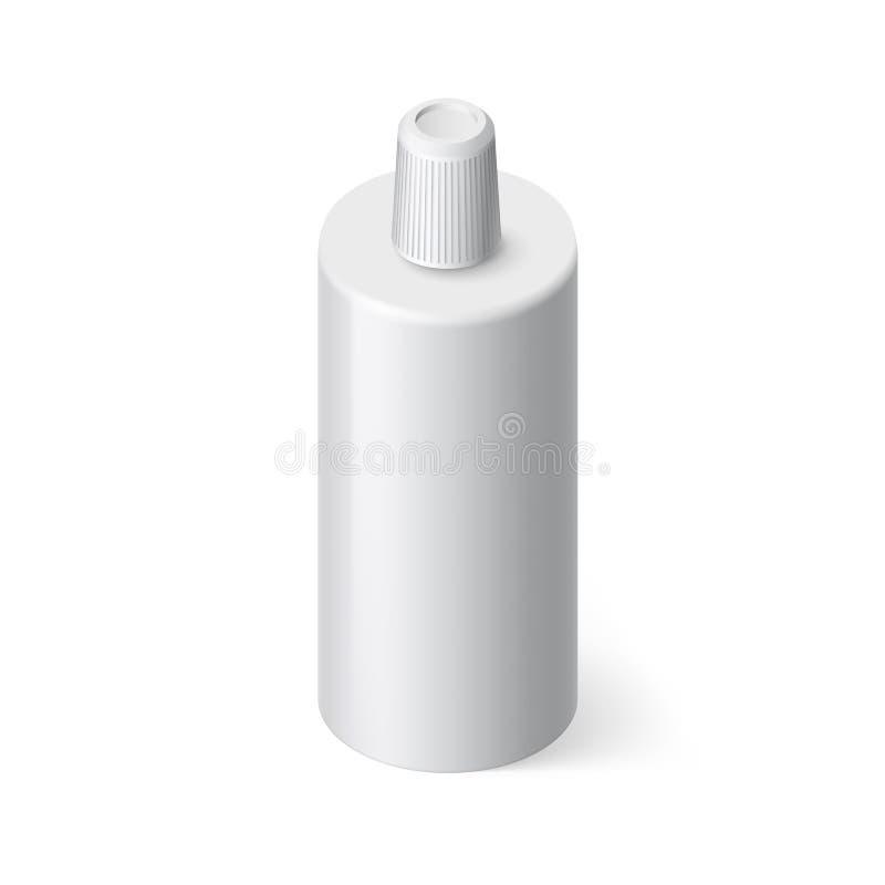 Shampoo-Ikone stock abbildung