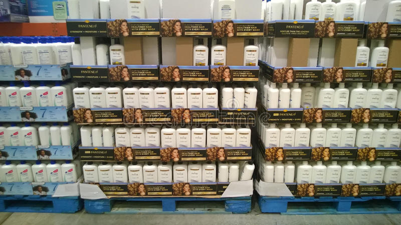 Download Shampoo for sale editorial photography. Image of shelves - 39707467