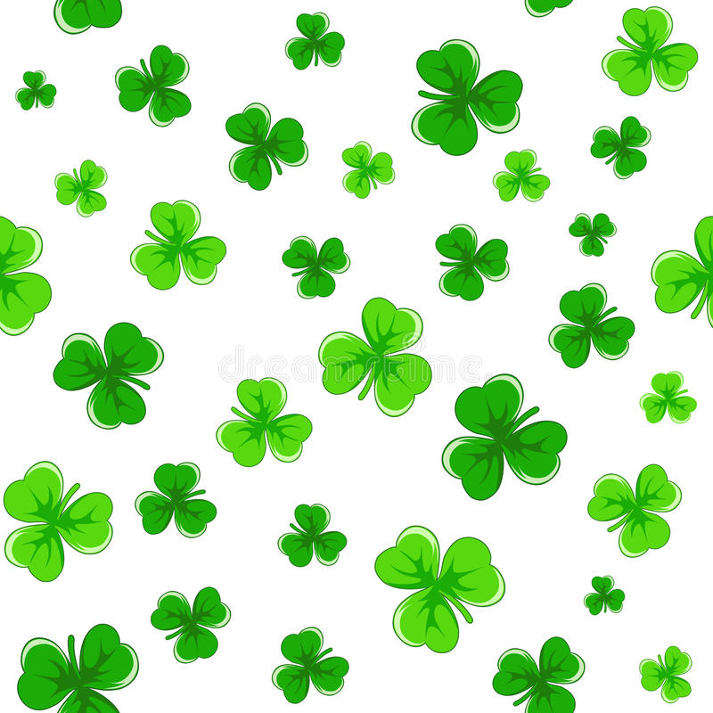 shamrock pattern wallpaper 1366x768 - photo #4