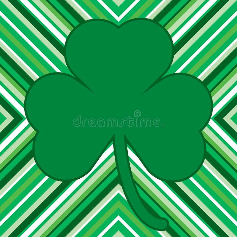 Download Shamrock stock illustration. Image of saint, irish, shamrock - 4462275