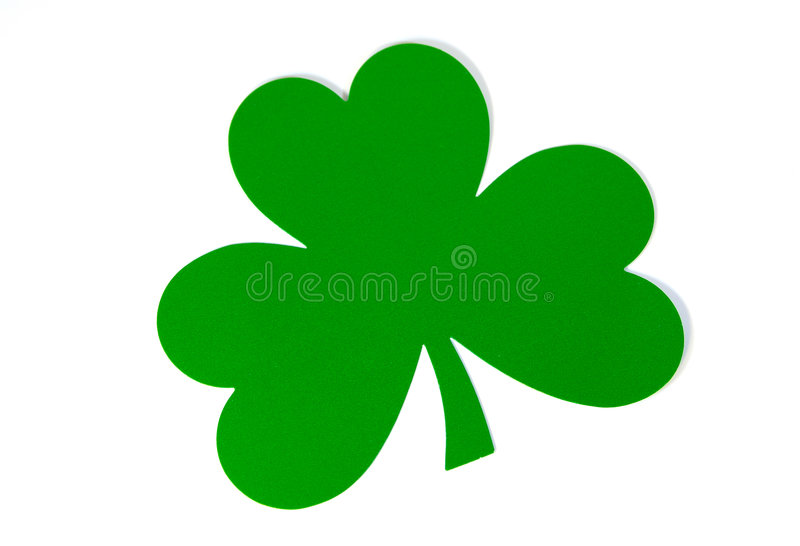 Shamrock vector illustration