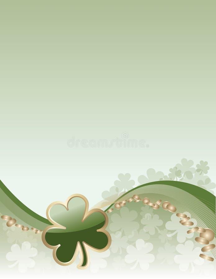 Download Shamrocks stock vector. Illustration of clover, four - 12897178