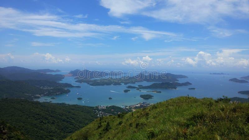 shan的香港ma 免版税库存图片