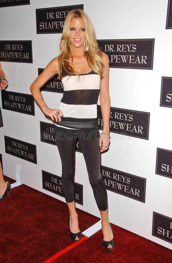 Shana Wall At The Launch Of Dr. Rey S Shapewear. Opera, Hollywood, CA. 10-25-2007 Editorial Stock Photo