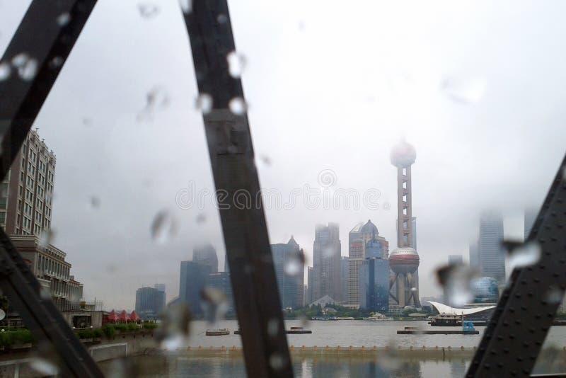 SHANG HAI. SOUTH OF CHINA ,CITY SHANGHAI royalty free stock photo