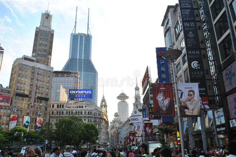 Shangai royalty free stock photography