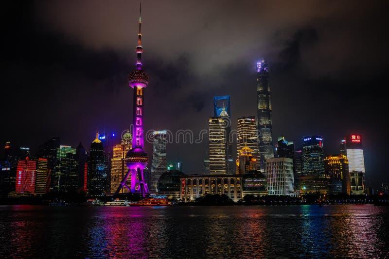 Shanghái zdjęcia royalty free