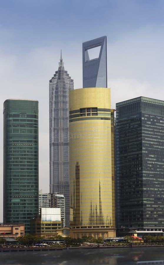 Shanghai stock foto's
