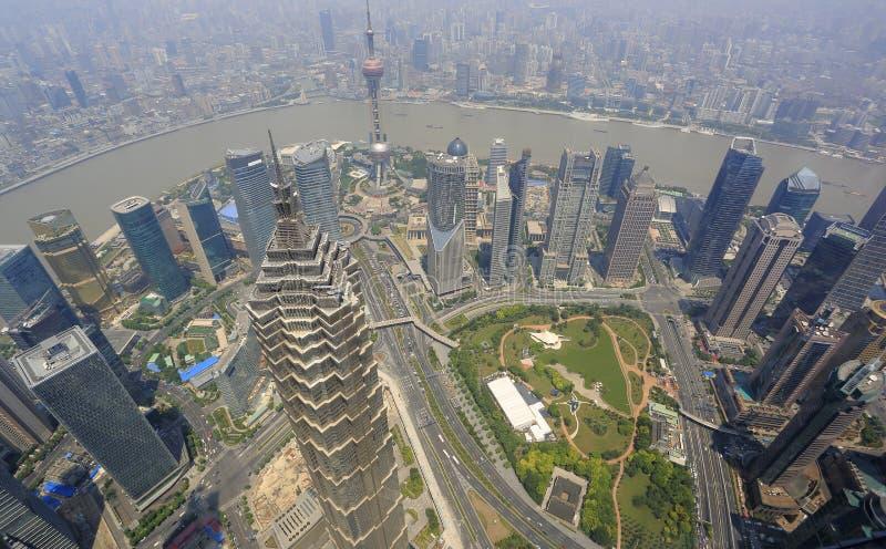 Shanghai stockfoto