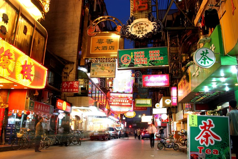 shanghai fotografering för bildbyråer