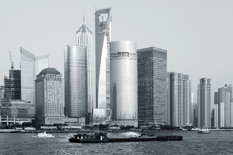 shanghai zdjęcie royalty free
