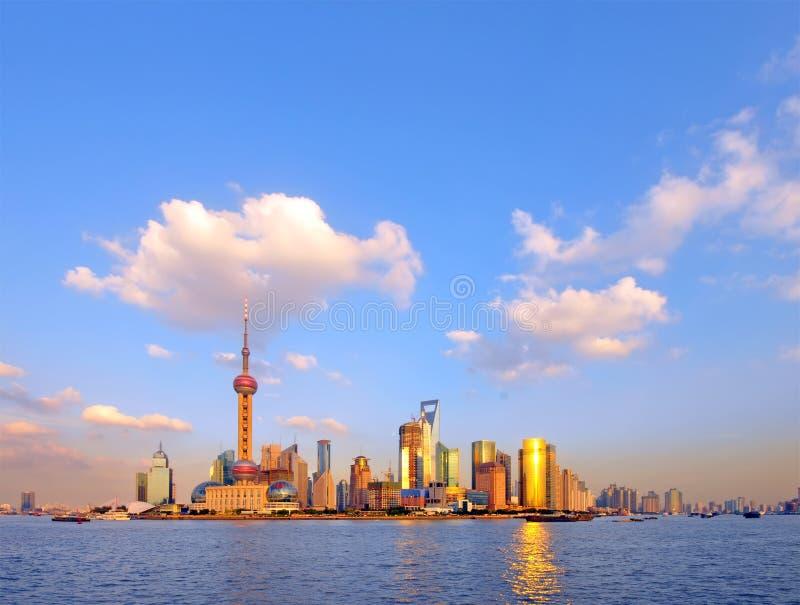 Shanghai stockfotos