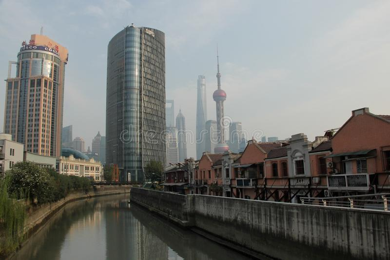 shanghai fotos de stock royalty free