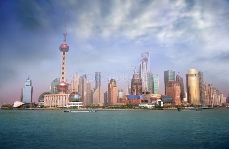 shanghai zdjęcia stock