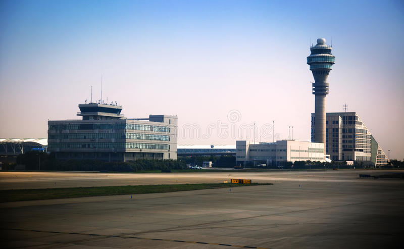 Download Shanghai airport / Pudong stock photo. Image of outdoors - 13832222