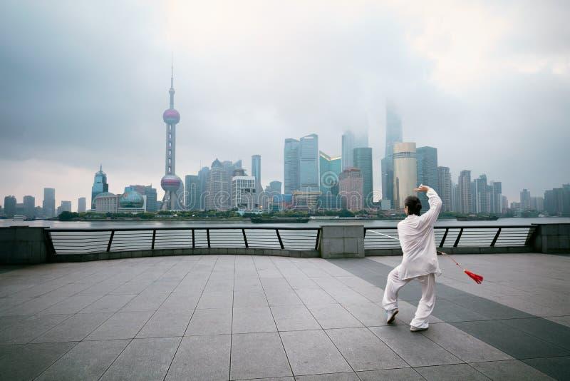 Shanghai royalty free stock photography