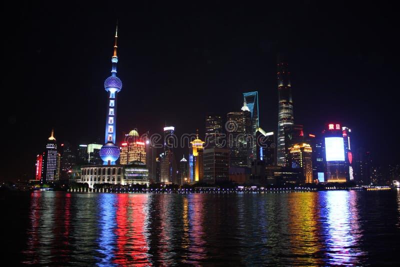 Shanghai the Bund stock image