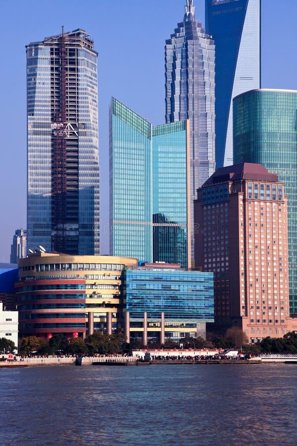 Shanghai china stock images