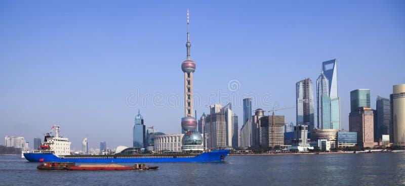 Download Shanghai china stock photo. Image of landmark, asia, modern - 12017344