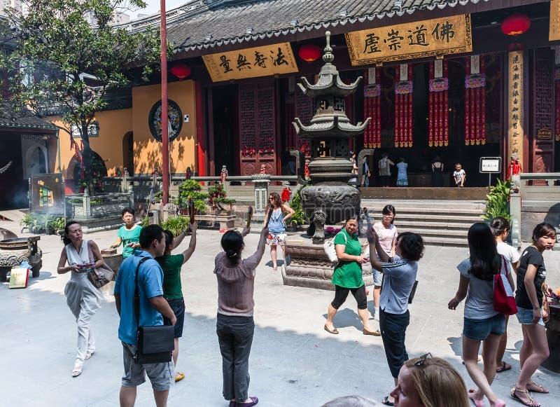 Shanghai, China: royalty-vrije stock foto