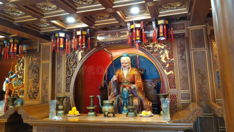 Shanghai City god temple royalty free stock photos