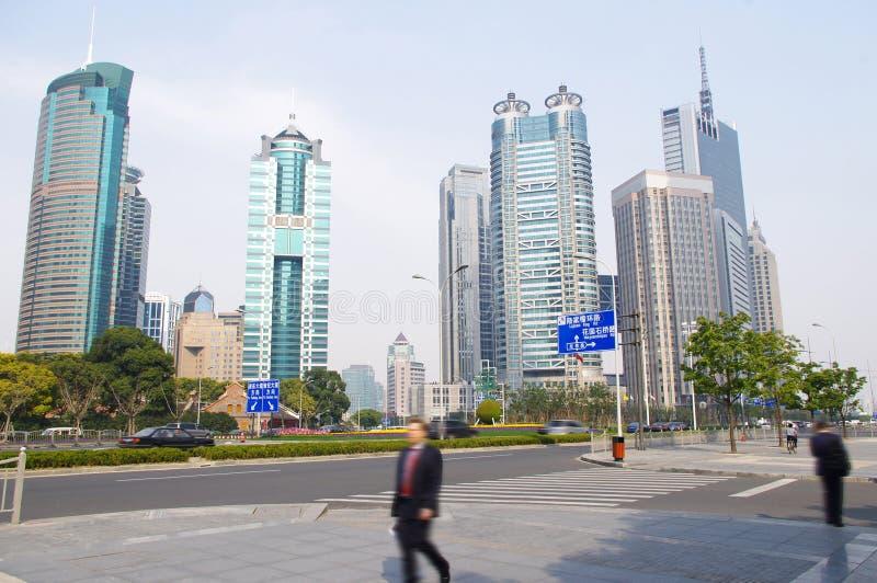 Download Shanghai Construction Traffic Stock Photo - Image: 24691676