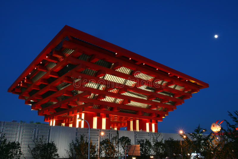 Shanghai expo 2010 stock photo