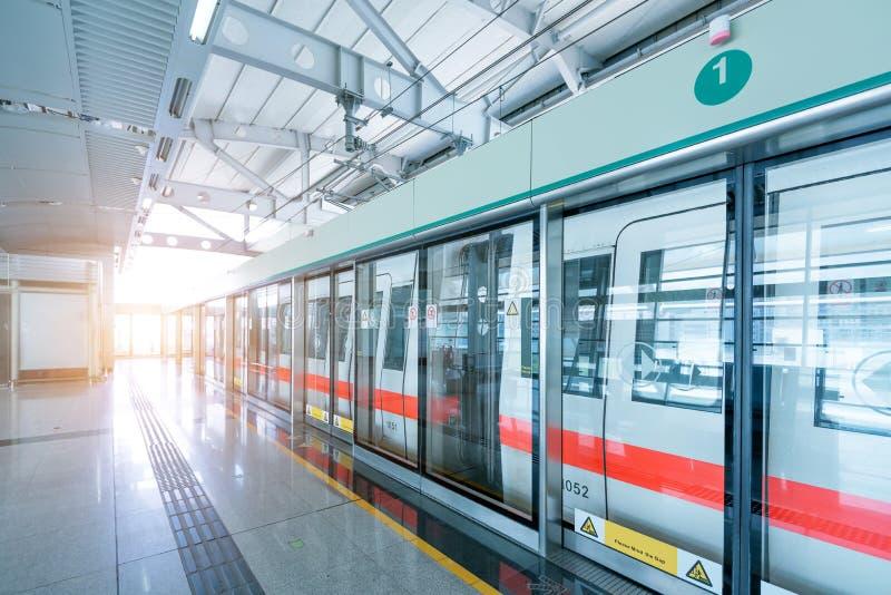 Download Shanghai Metro Royalty Free Stock Photo - Image: 32899785