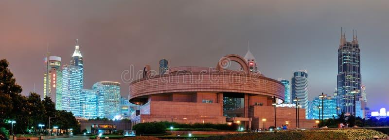 Download Shanghai At Night Royalty Free Stock Photos - Image: 27042488