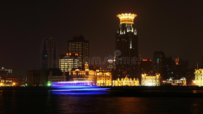 Download Shanghai night stock photo. Image of light, neon, asia - 9427034