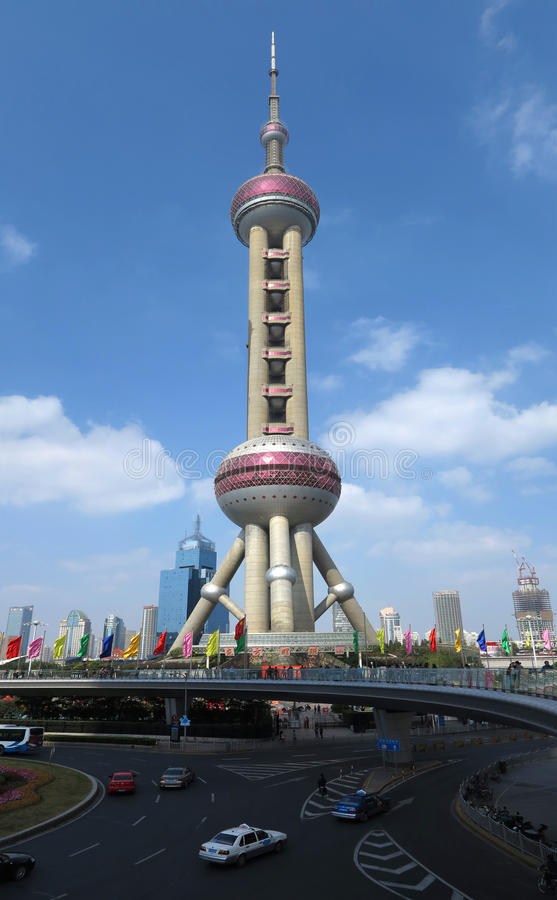 Shanghai Pearl of the Orient Tower