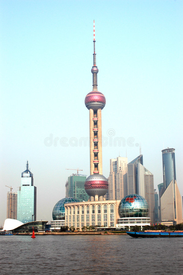 Shanghai Pudong stock photos