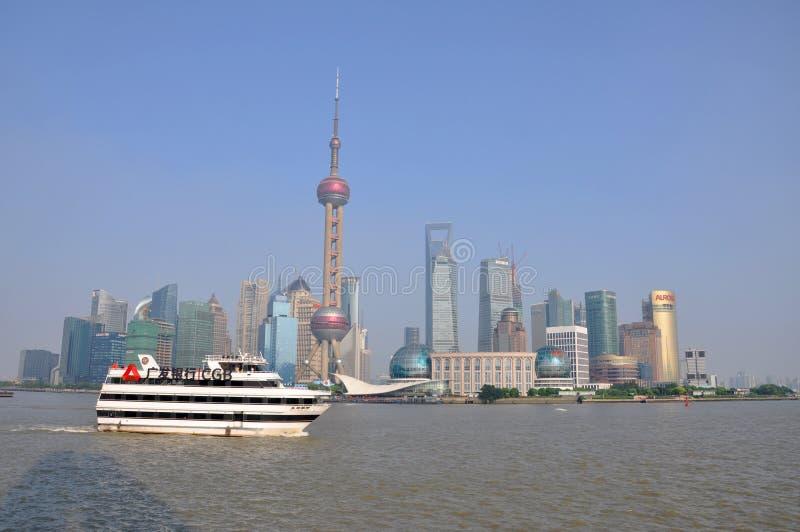Download Shanghai Pudong, China redaktionelles stockfoto. Bild von bezirk - 26368718