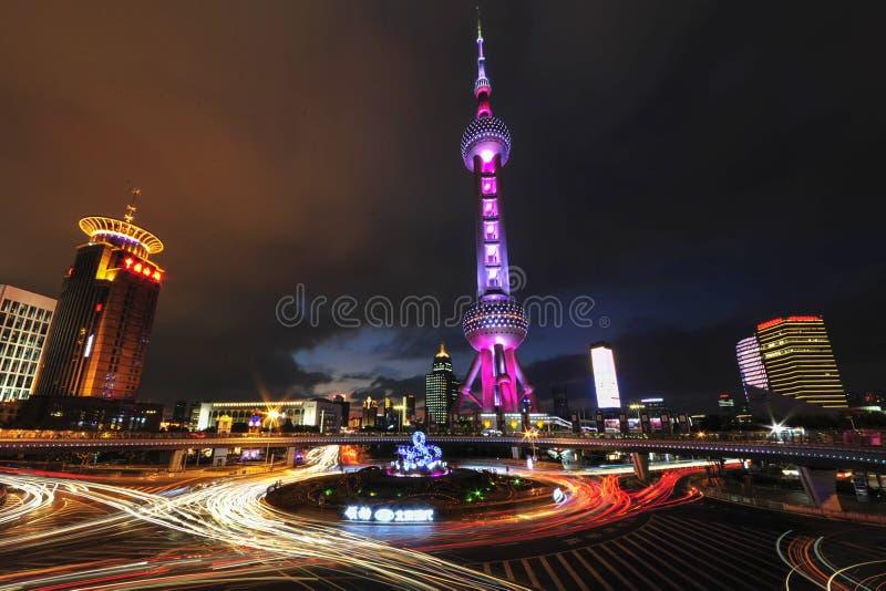 shanghai city stock photo  image of destination  business