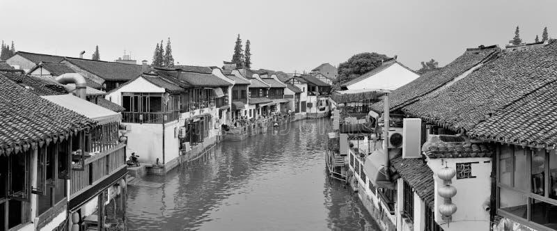 Shanghai Rural Village Stock Photography