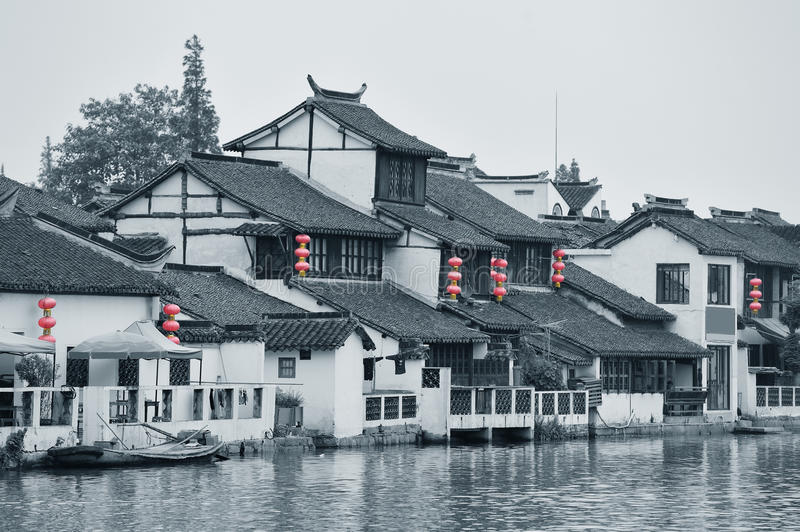 Download Shanghai rural village stock photo. Image of ancient - 27227558